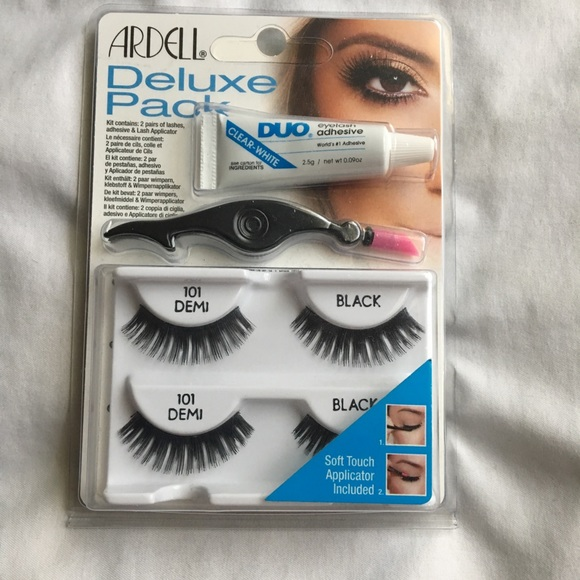2976a343986 Ardell Makeup   Only 1 Left False Lashes Deluxe Pack   Poshmark